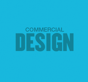 <span>COMMERCIAL DESIGN</span><i>→</i>